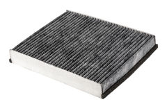 Cabin air filter carbon Royalty Free Stock Photos