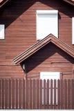 Cabin architecture Stock Photo
