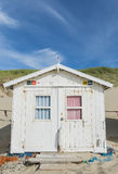 Cabin on the beach hut Royalty Free Stock Image