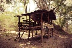 Cabin, cottage, shanty, shack Stock Photos