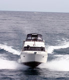 Cabin Cruiser Stock Photography