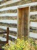 Cabin Door Royalty Free Stock Images