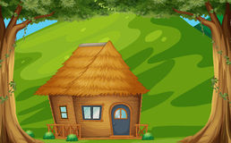 Cabin vector illustration