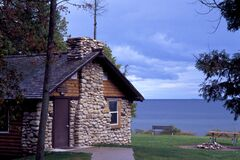 Free Cabin In J. W. Wells State Park  40714 Royalty Free Stock Photography - 181331697