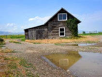 Cabin and Reflection Royalty Free Stock Photo
