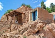 Cabin in Tajikistan Royalty Free Stock Photo