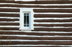Cabin Window Royalty Free Stock Photography