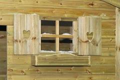 Cabin window Royalty Free Stock Photo