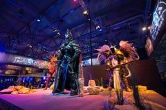 Cabina de Activision Blizzard Imagen de archivo libre de regalías