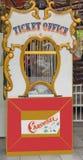 Cabina de boleto imágenes de archivo libres de regalías