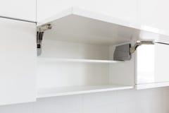 Cabina de cocina abierta Imagenes de archivo
