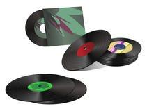 Cabina de DJ Imagen de archivo libre de regalías