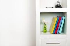 Cabina de la oficina Imagen de archivo