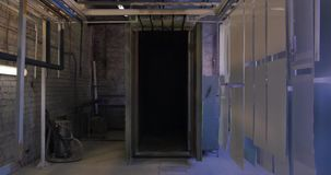 cabina de la pintura en la fábrica cámara para la pintura de los detalles Cabina de la pintura de espray para los barcos pinte la metrajes