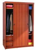 Cabina de la ropa. Aislado Fotos de archivo libres de regalías