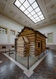 Cabina de Lincoln Imágenes de archivo libres de regalías