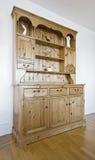 Cabina de madera dura de la vendimia Fotos de archivo libres de regalías