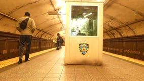Cabina de NYPD