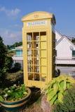 Cabina de teléfonos Foto de archivo