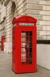Cabina de teléfono de Londres Fotografía de archivo