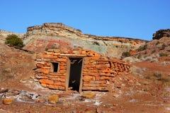 Cabina dei minatori Fotografie Stock