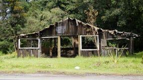 Cabina del abandono Foto de archivo libre de regalías