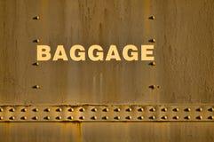 Cabina del bagaje Fotos de archivo libres de regalías