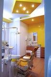Cabina del dentista Imagenes de archivo