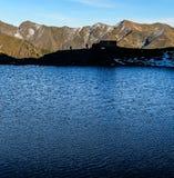 Cabina del lago imagen de archivo libre de regalías