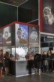 Cabina delle vigilanze di Victorinox, dei Timex e di Wenger Fotografie Stock
