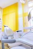 Cabina dental Fotos de archivo libres de regalías