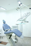 Cabina dental Foto de archivo libre de regalías