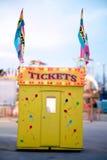 Cabina di biglietto Fotografie Stock Libere da Diritti