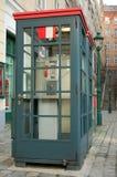 Cabina di telefono Fotografia Stock Libera da Diritti