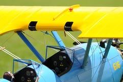 Cabina do piloto Imagens de Stock