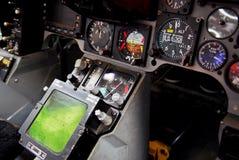 Cabina do piloto Foto de Stock