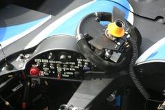 Cabina do piloto de Pegeaut Le Mans Imagens de Stock