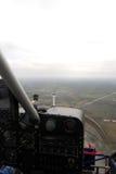 Cabina do piloto do LSA Imagens de Stock