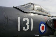 Cabina do piloto e fuselagem fotos de stock royalty free