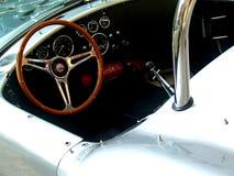 Cabina do piloto & painel da cobra da C.A. Fotografia de Stock