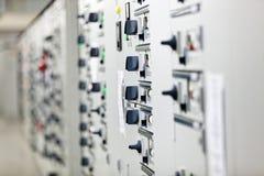 Cabina eléctrica Imagen de archivo
