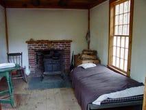 Cabina en Walden Pond Imagen de archivo libre de regalías