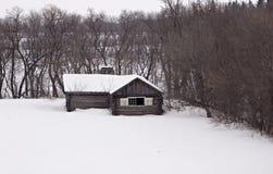 Cabina norteña Imagen de archivo libre de regalías