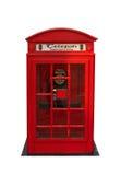 Cabina telefonica del leprechaun Fotografia Stock Libera da Diritti