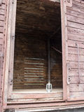 Cabina vecchia del treno Immagine Stock Libera da Diritti
