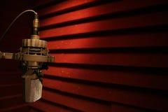 Cabina vocal Imagenes de archivo