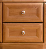 Cabindet drawers Stock Photography