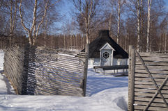 cabine Stock Afbeelding