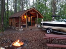 cabine Stock Fotografie