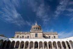 Cabine culturali di Instituto, Guadalajara, Messico immagini stock